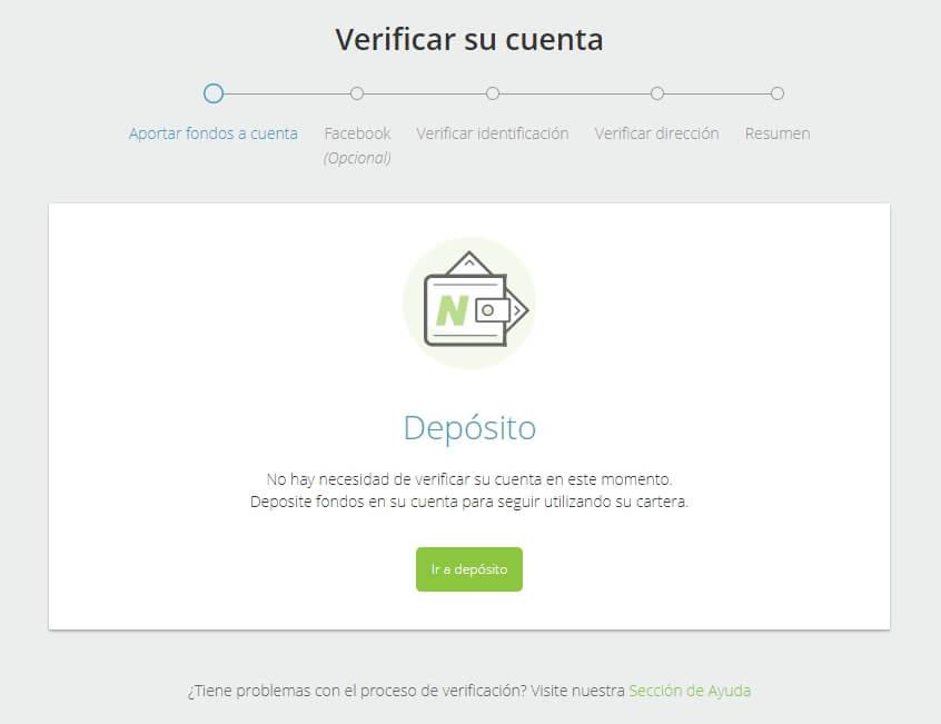 verificar cuenta neteller